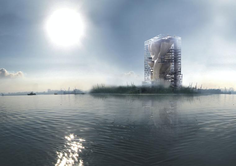IFLA获奖作品集合资料下载-2011摩天大楼设计竞赛eVoloSkyscraperCompetition获奖作品