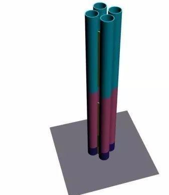 体育场径向环形大悬挑钢结构综合施工技术研究_9