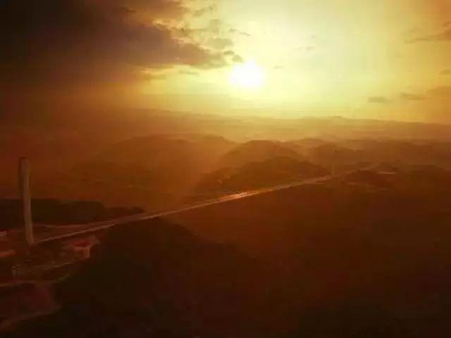 """""""亚洲第一大桥""""通车了,美国专家惊呆了!云雾浩渺,太壮观了_4"""