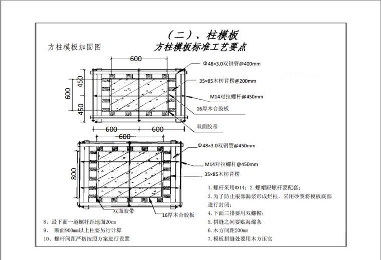 【中建珠海分公司】建筑工程质量标准化图集(200页,附图多)_6