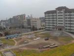 河南通许现8层豪华办公大楼,荒废多年