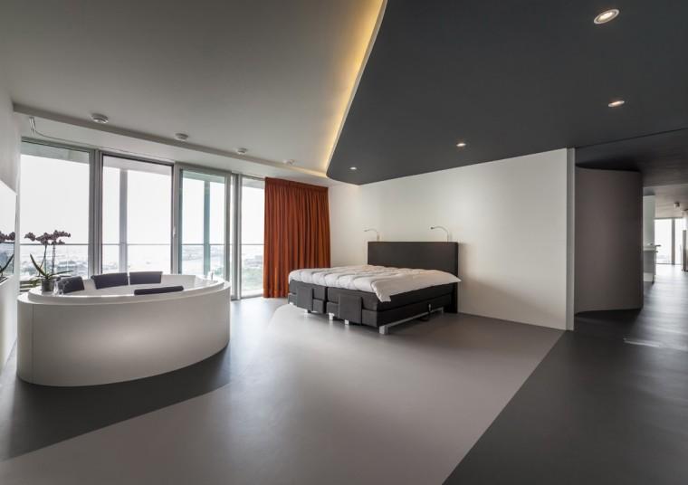 荷兰Rotterdam复合式公寓
