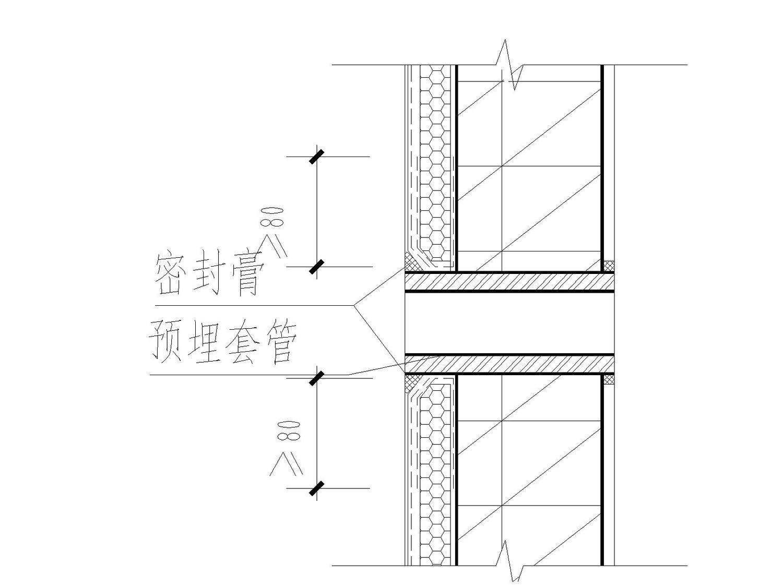 [宁夏]银川市金溪里30层小区建筑150张全套施工图(建筑、结构、水暖电应有尽有)_7