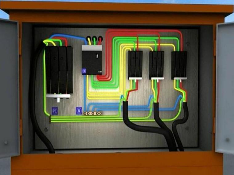 施工用电标准及常见安全隐患及整改