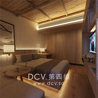 西安最理想的民宿酒店设计-蒲舍·南谷里_8
