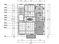 后现代风格雅居别墅设计施工图(附效果图)
