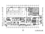 某酒店会议室CAD施工图