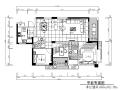 [福建]现代风格样板房设计施工图(含效果图)