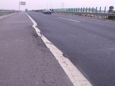 高速公路沥青混凝土路面的养护水平