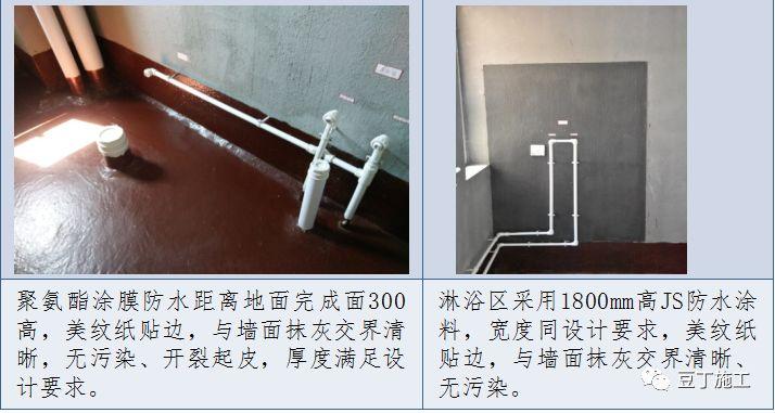 中海地产毛坯房交付标准,看看你们能达标吗?(室内及公共区域)_13