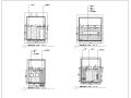 某传统高档中餐厅装修设计施工图纸(含29张施工图)