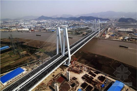 道路桥梁施工组织设计(130页)