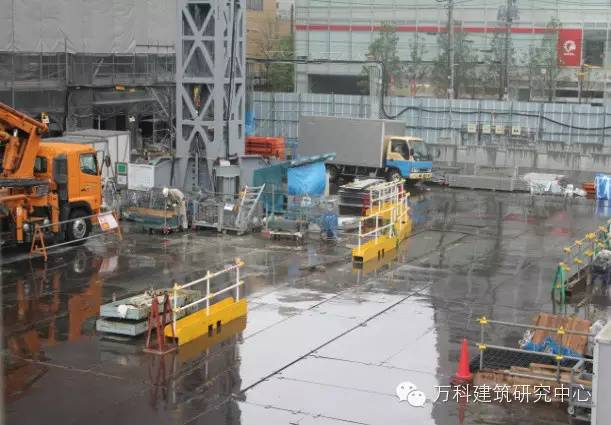 标准精细化管理、高效施工,近距离观察日本建筑工地_6