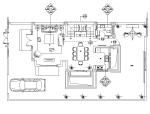 [云南]大理王宫别院115户型设计施工图(附效果图)