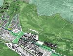 [青海]AECOM多巴新城少数民族城市概念规划方案文本
