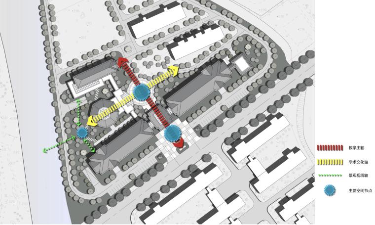 [江苏]欧式教师发展中心建筑设计文本(含文本效果图CAD)-屏幕快照 2018-12-17 下午3.33.49