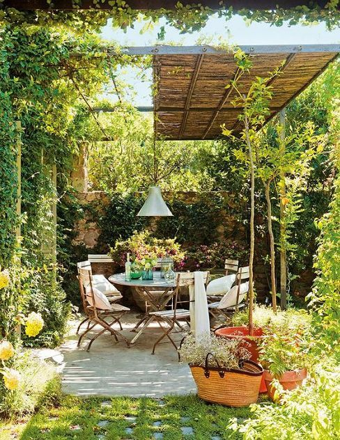 网红庭院,原来都流行这样设计!_18