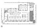 [新疆]430平米泰式海鲜火锅设计施工图(附效果图)