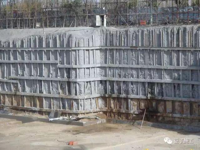 工程中几种常见的止水帷幕形式,未来降水极有可能被禁止,帷幕止_3