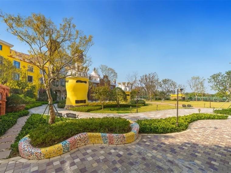 上海欢乐谷嘉途酒店景观