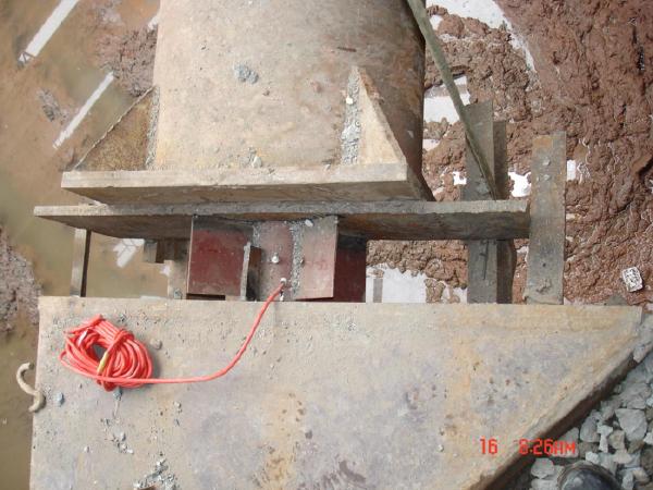 轨道交通工程土建施工笠里箱涵基坑施工监测技术方案