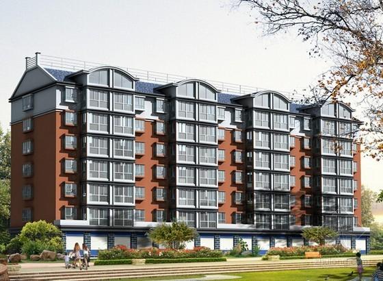 [湖北]33层剪力墙结构住宅楼土建及装饰工程量计算(含图纸 GGJ12)
