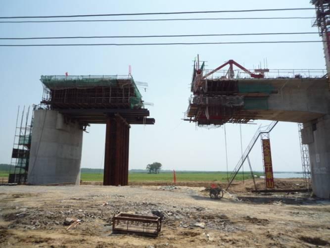 新建铁路站前工程连续梁施工技术交底