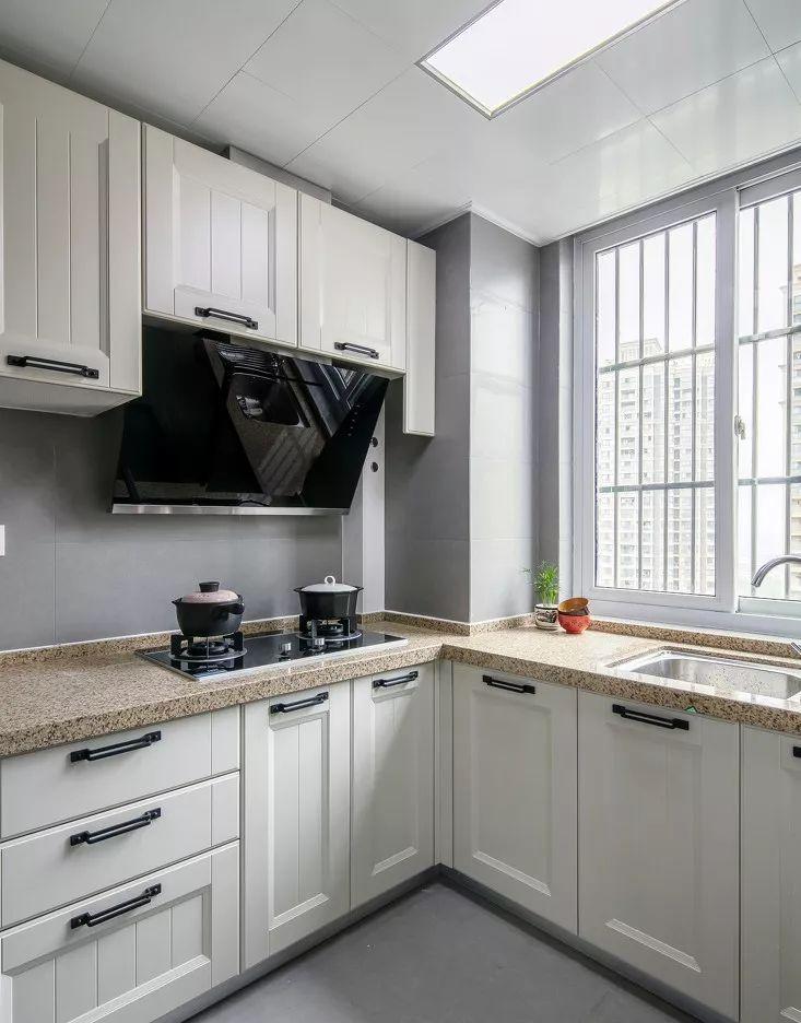这样设计厨房,美观又实用,果断收藏~_4