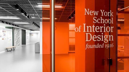 设计专业看过来!美国TOP5室内设计大学!