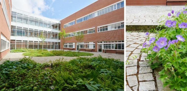 丹麦AARHUS大学医院景观_17