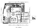 [南京]美式双拼别墅设计施工图(含实景图)