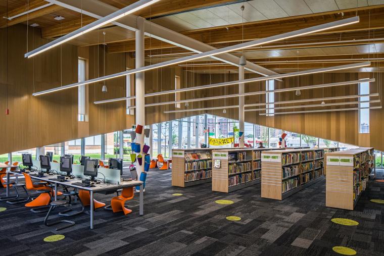 加拿大Albion图书馆-27