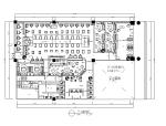 现代风格酒吧全套CAD施工图(含效果图)