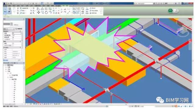 BIM技术应用于超高层机电安装工程||案例_20