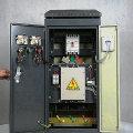 浙江罗卡LCR75kW智能型软启动柜柜内没有交流接触器