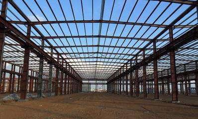 某汽车有限责任公司调检车间钢结构工程施工组织设计方案