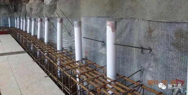 【图解案例】超高层建筑22米深基坑逆作法施工现场,看基础如何倒_16
