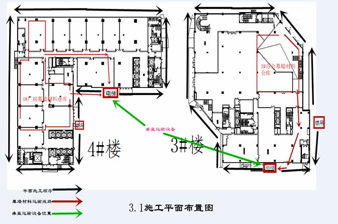 科技工业园项目幕墙工程安全专项施工方案(计算书、图文并茂)_5