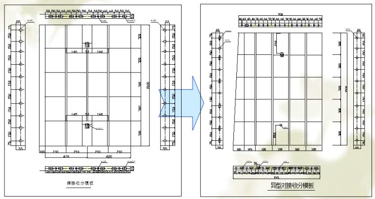 [QC成果]减少烟囱筒壁混凝土错台数量