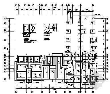 某底框经济房结构设计图纸