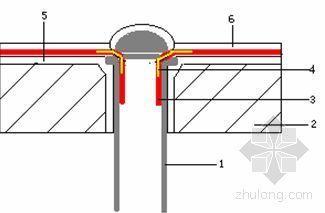 [珠海]住宅小区防水工程施工方案