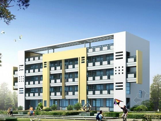 [毕业设计]学校宿舍楼建筑装饰工程招标控制价编制(技术经济分析)