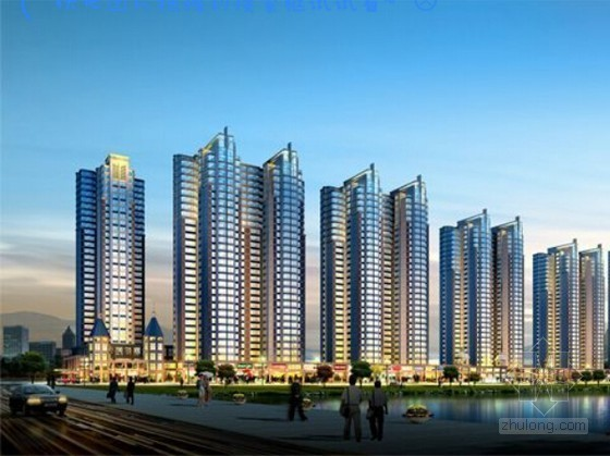 [福建]大型住宅项目景观工程施工合同