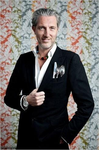 你离设计大师Marcel Wanders只差一个经典软装模版
