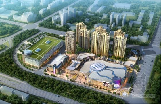 [山东]超高层及高层住宅楼工程总承包施工组织设计(175页)