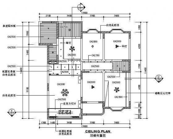 四室两厅装修图-2