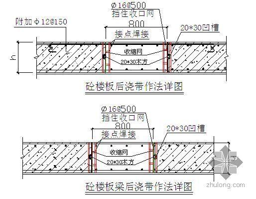 北京某医院医疗综合楼模板施工方案