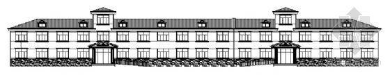 某二层敬老院建筑施工图