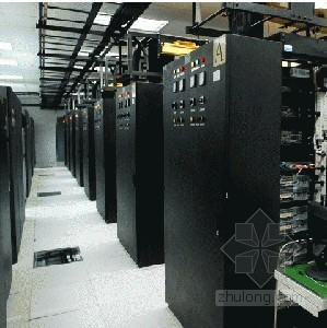 北京某科技中心总部基地弱电机房验收报告