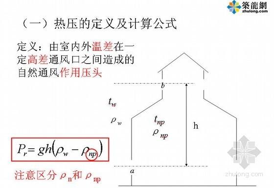 暖通注册设备工程师通风考试培训ppt124页